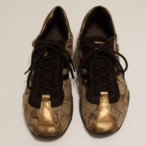 Coach kate tennis shoes